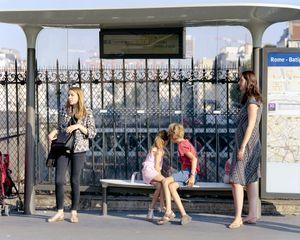 Boulevard des Batignolles, 75017 Paris, France - Septembre 2016