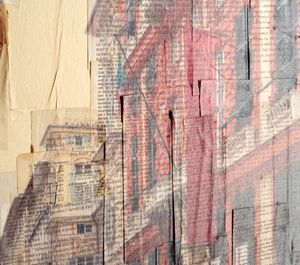 Detail of a work