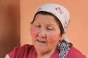 Gentle woman - Kazakhstan