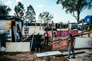 Copa do Povo occupation