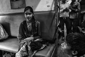 IMPRESSIONS AT THE OLD DELHI RAILWAY STATION 19