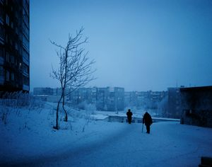 Untitled 1, Murmansk, Russia, January 2005