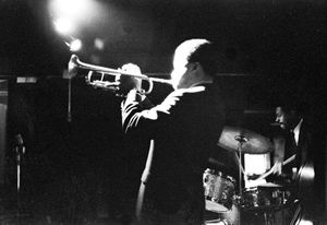 Freddie Hubbard at 'The Dom' NYC, 1965