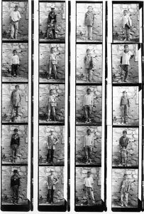 """From the book """"Disquiet Days / Jours intranquilles"""" © Bruno Boudjelal. Images courtesy of Agence VU'."""