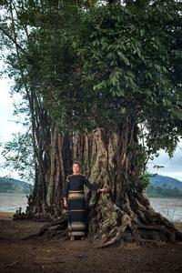 M'Nong lady in Dak Lak Province