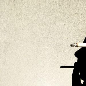 smoking shadow