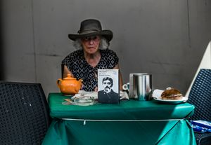 Breakfast with Proust