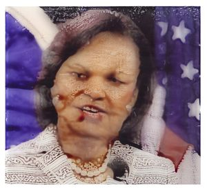 Condoleezza Rice - Crime against peace – planning and carrying out a war of aggression. Complicity in the commission of a war crime – wanton destruction of cities and villages, devastation not justified by military necessity, ill-treatment of civilian population of or in occupied territory. Complicity in the commission of a war crime – torture, ill-treatment of detainees.© William Miller