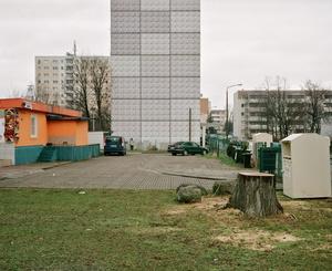 """aus der Serie """"Utopia"""" / Halle-Neustadt#6"""