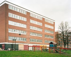Harefield Estate, Southampton. 2012© Richard Chivers
