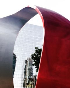 São Paulo through Tomie Ohtake
