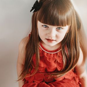 Sweet little Red