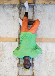 Ghetto Tarot - Hanged Man