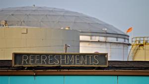 REFRESHMENT?
