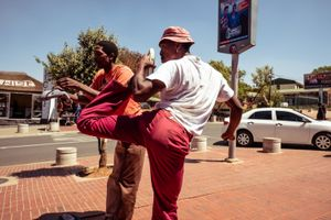 A Day in Soweto