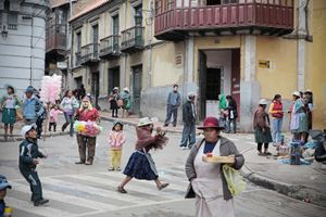 Potosi, Bolivia, 2011