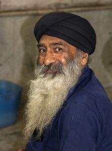 Gesichter Indiens - In der Sikhküche