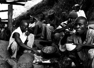 River Nile fishermen