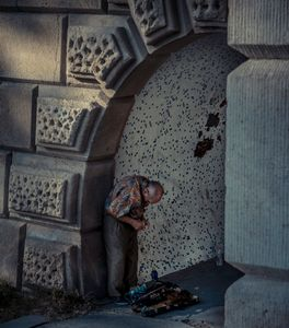 """The """"invisibles"""" of Budapest"""