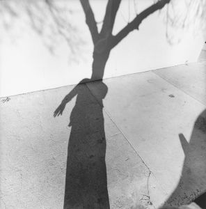 Santa Fe, 2008 © Lee Friedlander, from the book, In the Picture Self Portraits 1958-2011.