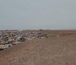 Desert Informal Town