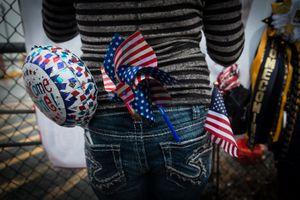 Homecoming, Little Creek VA, November 2013