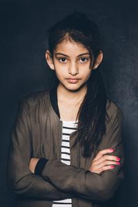 Aaisha aged 11.