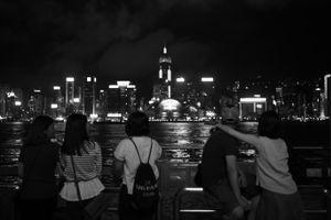 feel the street / Hong Kong / 2016