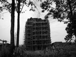 Butembo building