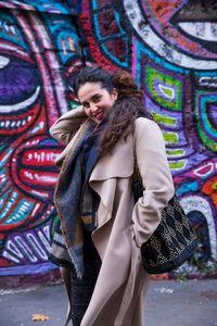 Noémie / Journalist / Rue de l'Ourcq