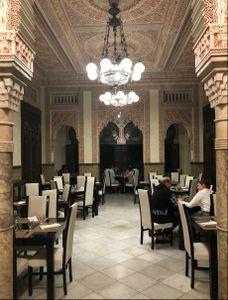 Restaurant, Palacio de Halle, Cienfuegos