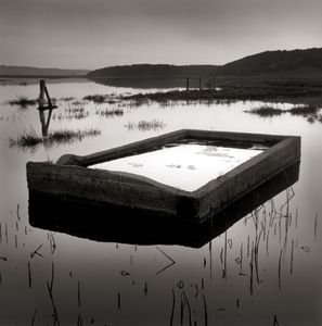 Flooded Water Trough