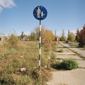 Borovo Naselje, the residential area built around the shoe factory to house its workers. © Colin Dutton
