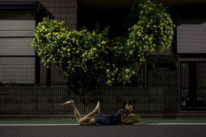 wonderwall - reading© Kazha Imura