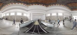 Film still 1, 360 Pyongyang, North Korea