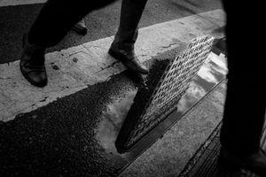 Flatiron Building Reflection