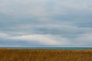 Sky, Lake and Prairie