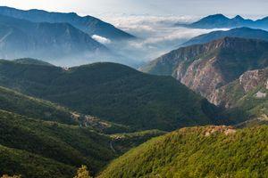 Mercantour Alps, Provence, France