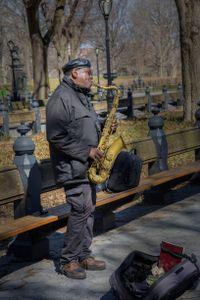 Rockin in Central Park