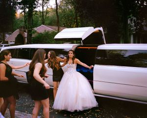 Nina Going to Her Sweet Sixteen (Millford Drive)