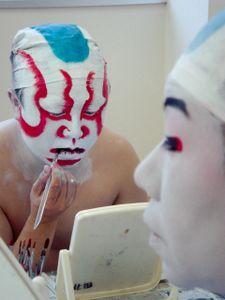 Kabuki Back Stage
