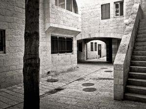 Street in the old city, Jerusalem, Israel