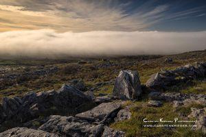 Fog on Termon Valley