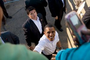 Barack Obama, 44th President of the United States. Ethnicity: African • European ©2014, Stephen Shames