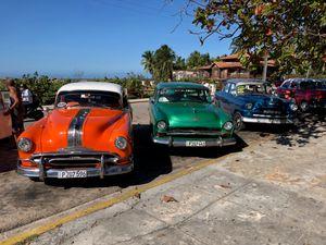 Classic Cars, Varadero