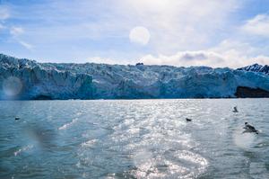 Svalbard Glacier