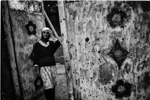 Chechen lady
