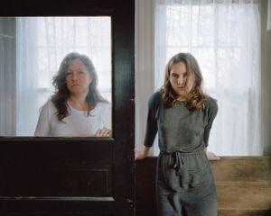 Paula and Heather, Arlington Massachusetts, 2014
