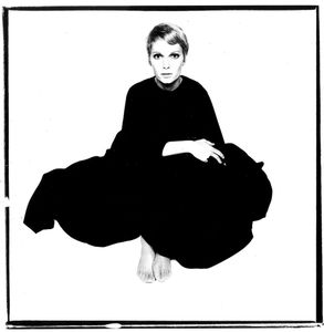 Mia Farrow, 1967 © David Bailey