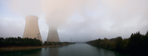 Nogent Nuclear Power Plant_France 2009